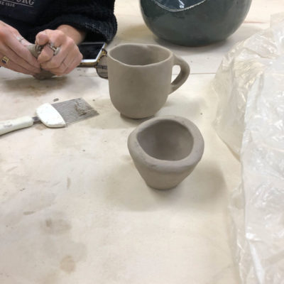 Pottery and ceramic classes